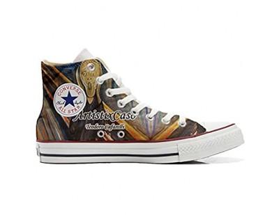 Schuhe Original Original personalisierte by MYS - Handmade Shoes - Urlo di Munch