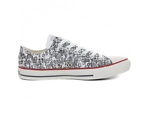 Schuhe Original Original personalisierte by MYS (Handwerk Produkt) Abstract