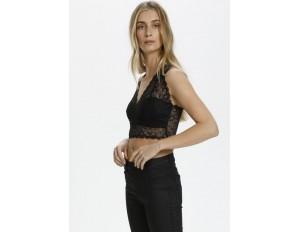 Soaked in Luxury SLDOLLY  - Bluse - black/schwarz